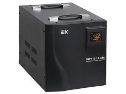 Стабилизатор напряжения СНР 1-0-10 кВА электрон. Переносной