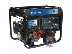 Бензиновый генератор AGT 6501 MSBE