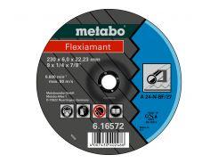 Круг отрезной Metabo 125*4*22 нержавеющая сталь