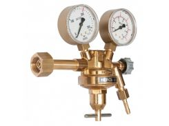 Регулятор расхода газа Binzel 514.D051, 6 мм, 2 манометра