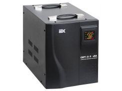 Стабилизатор напряжения ІЕК IVS20-1-08000, 8 кВА, напольный