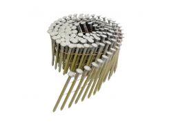 Гвозди рифленые в бобине Vulkan  CNW 2,8/90мм (4тис.шт)