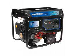 Генератор бензиновый AGT 6501 MSBE