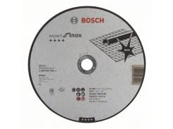 Круг отрезной по нержавеющей стали 230х22,23 мм Bosch