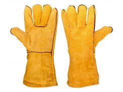 Перчатки краги сварочные DOLONI 4507 с подкладкой