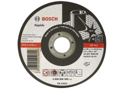 Круг отрезной Bosch (125х22,2 мм) по металлу