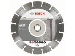 Диск алмазный Bosch по бетону 125х22,23х1,6 мм