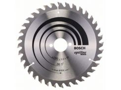 Диск пильный Bosch Optiline Wood 190x30 мм Z36, дерево
