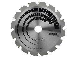Диск пильный Bosch Construct Wood 160х20/16 мм Z12, дерево