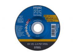 Круг отрезной Pferd 125*2,4*22 сталь