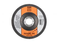 Круг зачистной Pferd POLICLEAN 125x13x22 пористый
