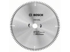 Диск пильный Bosch Eco for Aluminium 305х30 Z96, алюминий