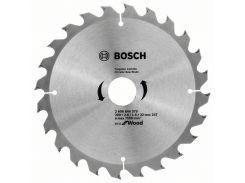 Диск пильный Bosch ЕСО for Wood 200х32мм Z24, дерево