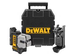 Нивелир лазерный DeWalt DW089K линейный