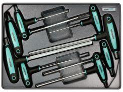 Набор ключей-шестигранников HEX Whirlpower AN-TH01, 8 ед.
