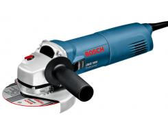 Болгарка Bosch GWS 1400 сетевая, 1.4 кВт, 125 мм