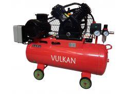 Компрессор воздушный Vulkan IBL 2070E-380-50 ременной 2.2 кВт