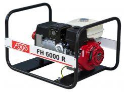 Генератор бензиновый FOGO FH 6000 R