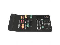 Набор инструментов Wera Kraftform Kompakt SH1