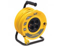 Удлинитель IEK WKP15-16-04-30 4 гнезда/30 метров