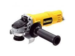 Болгарка DeWalt DWE4057 сетевая, 0.8 кВт, 125 мм