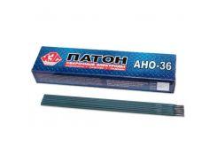 Электроды сварочные Патон АНО-36, 350 мм, 4 мм, 5 кг
