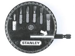 Набор бит 7 шт Stanley 1-68-737