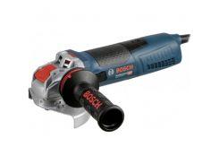 Болгарка Bosch GWX 17-125 S Professional с системой X-LOCK, 1700 Вт, 125 мм