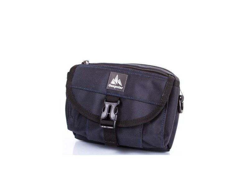 665c89477f0a Мужская спортивная сумка onepolar (ВАНПОЛАР) w3172-navy купить ...