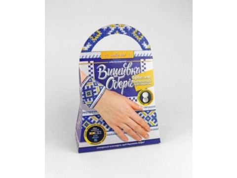 набор для творчества Вышивка оберег Браслеты danko toys bv-09 купить ... 849c0dde7ae70