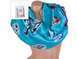 Цены на Женский атласный шарф 180 на 7...