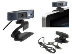 веб-камера hp 2300 hd встроенный микрофон (y3g74aa)