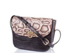 Женская дизайнерская кожаная сумка gurianoff studio (ГУРЬЯНОВ СТУДИО) gg1401-10