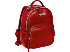 сумка рюкзак 1 Вересня smart красная (553037)