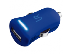авто зарядка trust urban smart car charger (Синий)