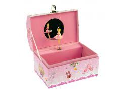 музыкальная шкатулка для девочки goki Балерина (15518)