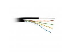 кабель atcom standard utp lan cable cat5e внешн с тросом (10700)