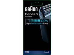 Бреющая сетка и режущий блок braun series 3 32s