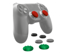 набор trust thumb grips 8-pack для playstation 4 controllers (20814)