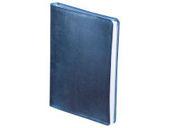 Ежедневник недатированный metallic, a5, синий bm.2033-02