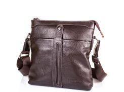 Мужская кожаная сумка-планшет tofionno (ТОФИОННО) tu619-320-brown