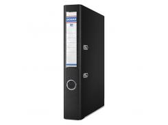 Регистратор premium А4, ширина торца 50 мм, черный 3955001pl-01