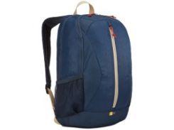 городской рюкзак case logic ibir115dbl dress blue с отделением для ноутбука