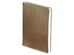 Ежедневник недатированный metallic, a5, желтый bm.2033-08
