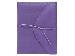 Ежедневник недатированный bella, a5, фиолетовый bm.2015-07