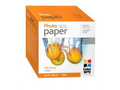 печати cw бумага глянцевая 180г/м, 10х15 ПГ180-500