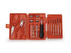 набор инструментов cablexpert tk-basic-04 в упаковке 25 предметов