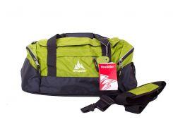дорожная сумка onepolar w2023-apple-green с ручками