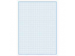 Бумага миллиметровая, А4 (100л.) 7b09