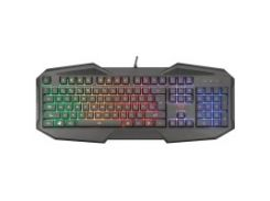 Клавиатура trust gxt 830-rw avonn gaming keyboard